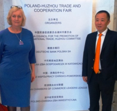 Spotkanie polsko-chińskie